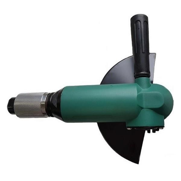 Угловая  пневматическая шлиф машина  ПШМ-125У