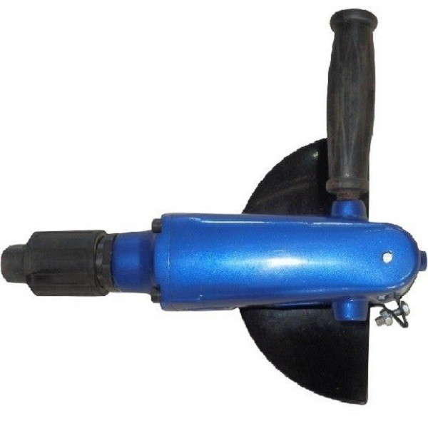 Угловая  пневматическая шлиф машина ИП-21150